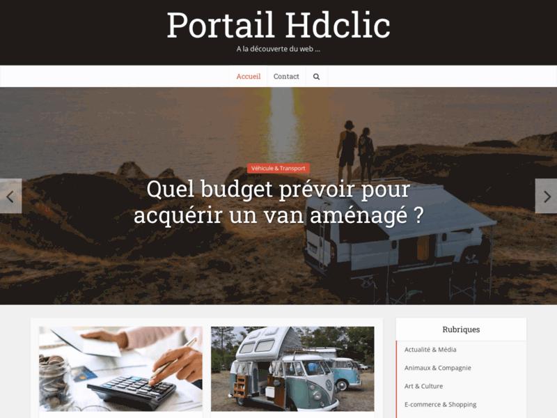 Hdclic, annuaire gratuit avec liens profonds