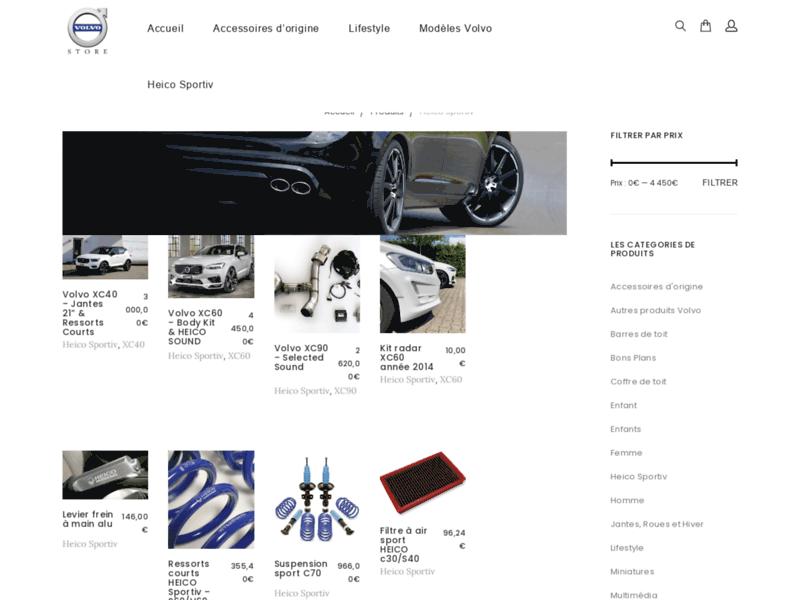 Heico Sportiv - Tuning de votre Volvo