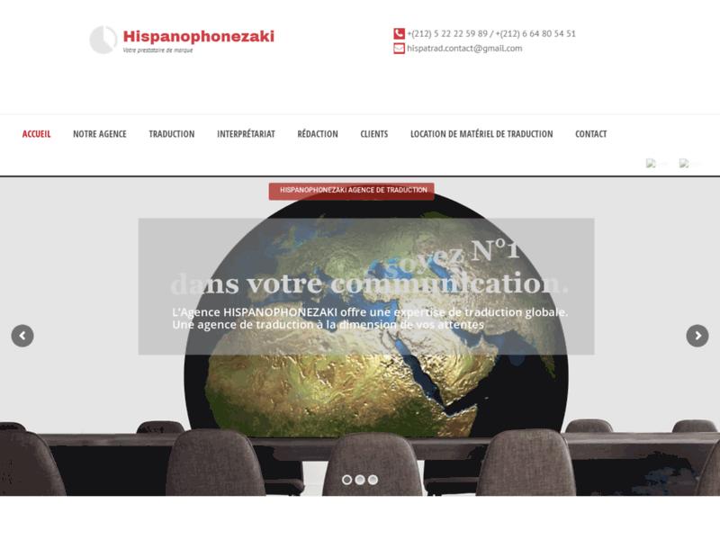 Agence de traduction maroc
