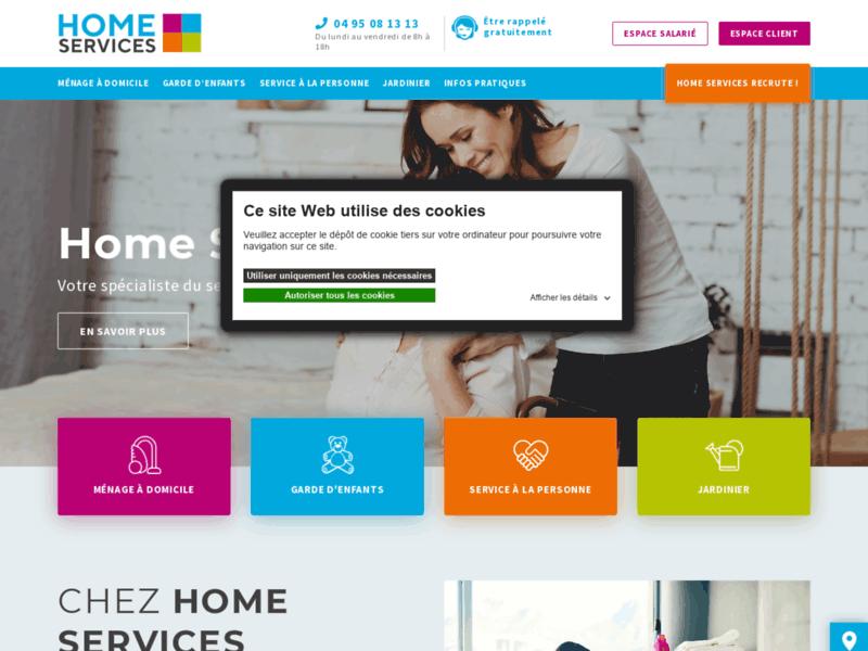 Home Services, services à domicile dans les Bouches du Rhône