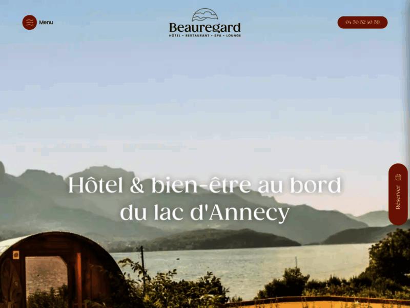 Hôtel de Annecy à connaître