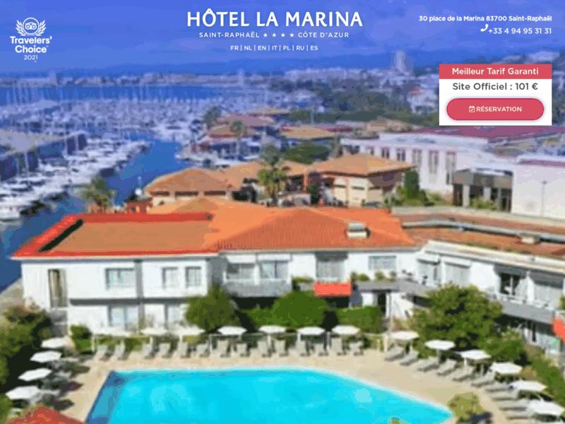Best Western La Marina, Hôtel 3 étoiles
