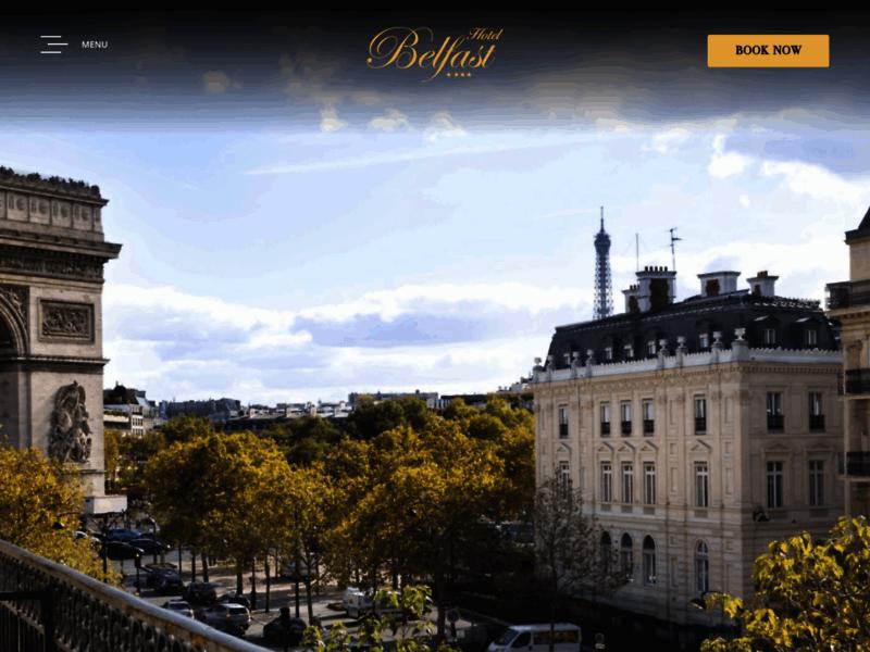 Hôtel Belfast Paris