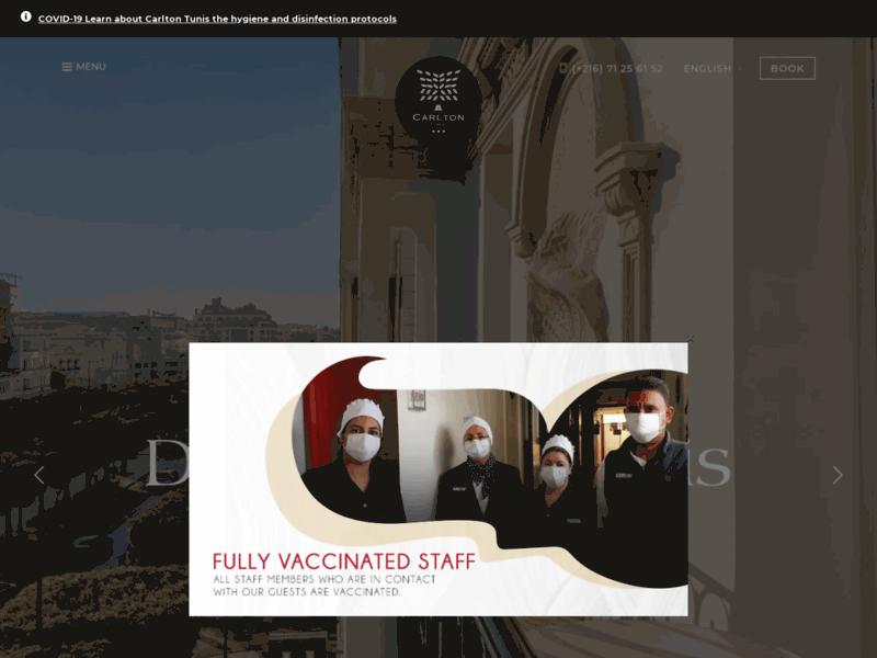 Hotel Carlton : Hotel pas cher Tunis