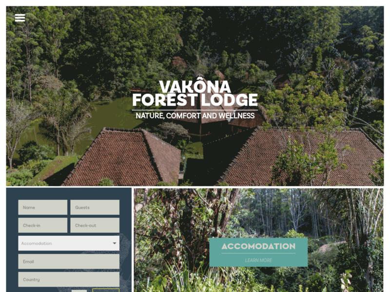 Vivez l'évasion au Vakona Forest Lodge Andasibe