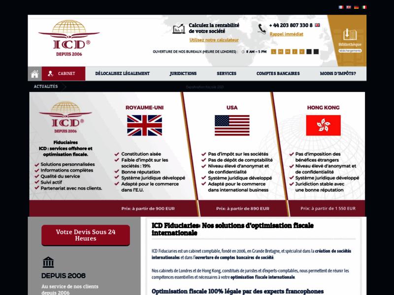 ICD Fiduciaries