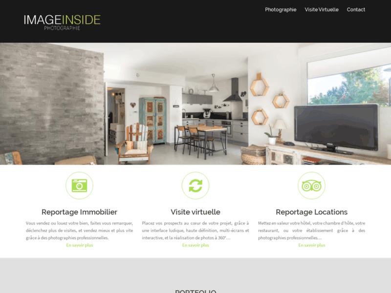 Image Inside : visite virtuelle, site internet, reportage photo, communication