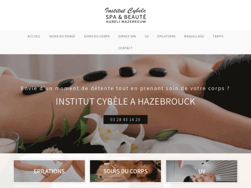 Institut Cybèle - Institut de beauté Hazebrouck