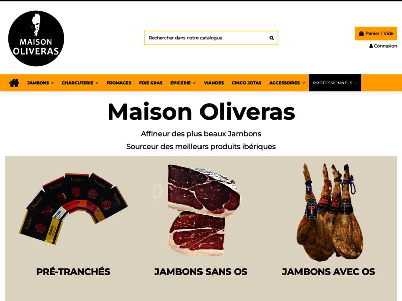 Jambons Oliveras
