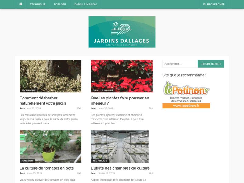 Jardins et Dallages - www.jardins-dallages.fr