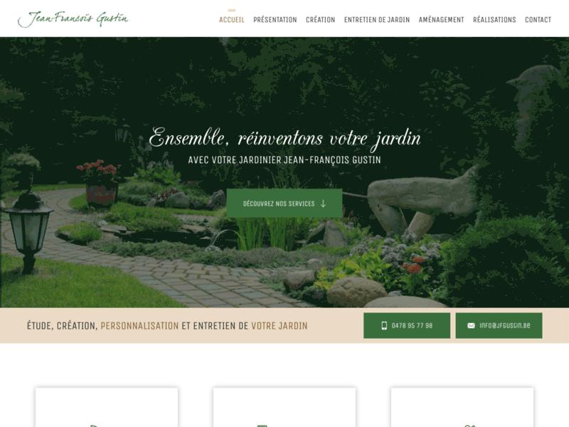 Entreprise création jardin brabant wallon