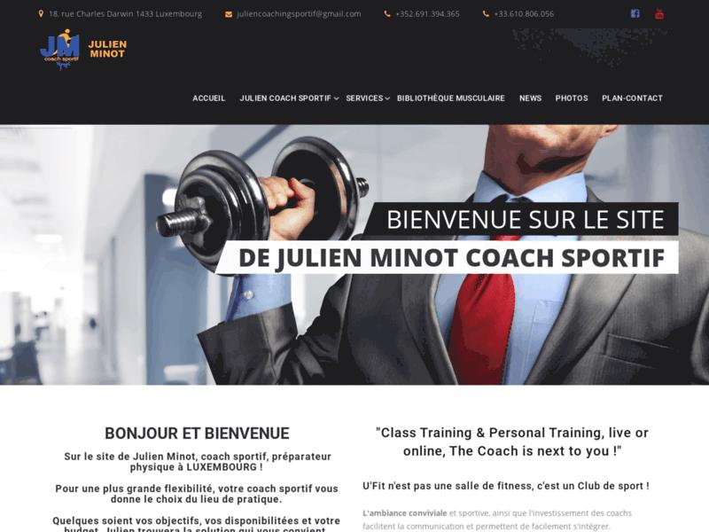 Coach sportif à Dijon