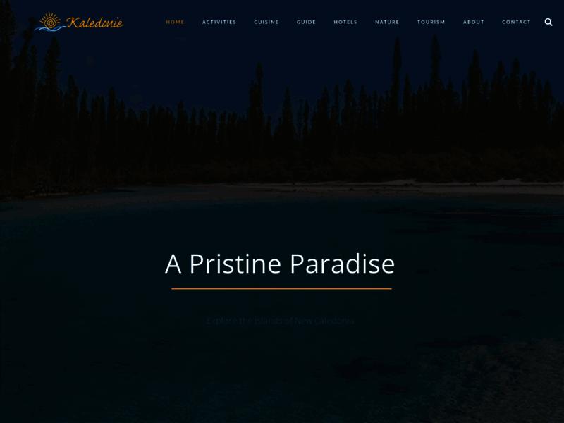 Kaledonie, annuaire de Nouvelle-Calédonie