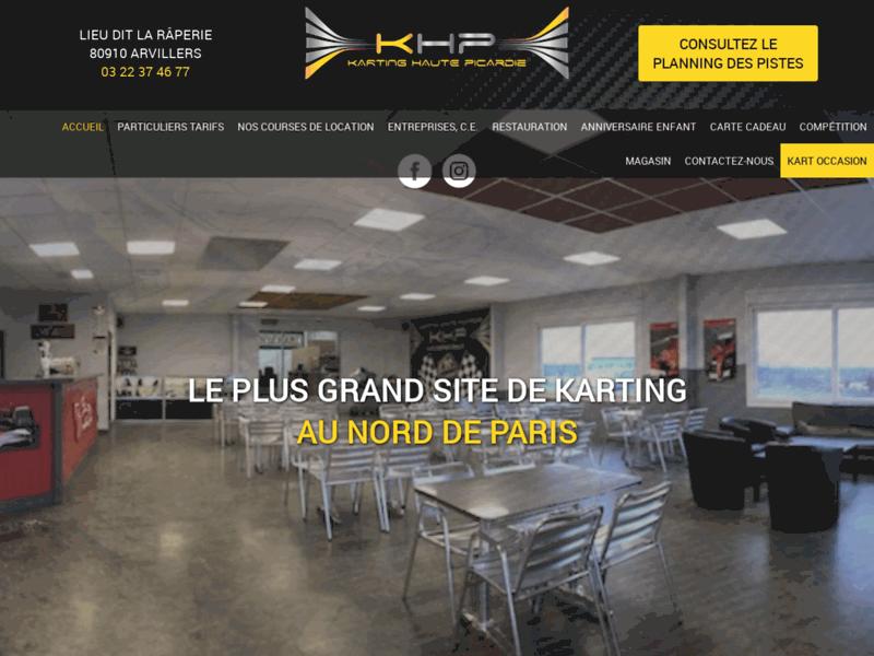 Circuit kart Amiens (80) : Karting Haute Picardie