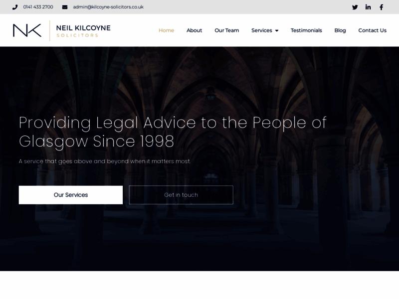 Aide Juridique Glasgow