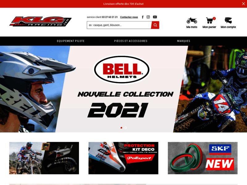Pièces moto cross - Klg Racing