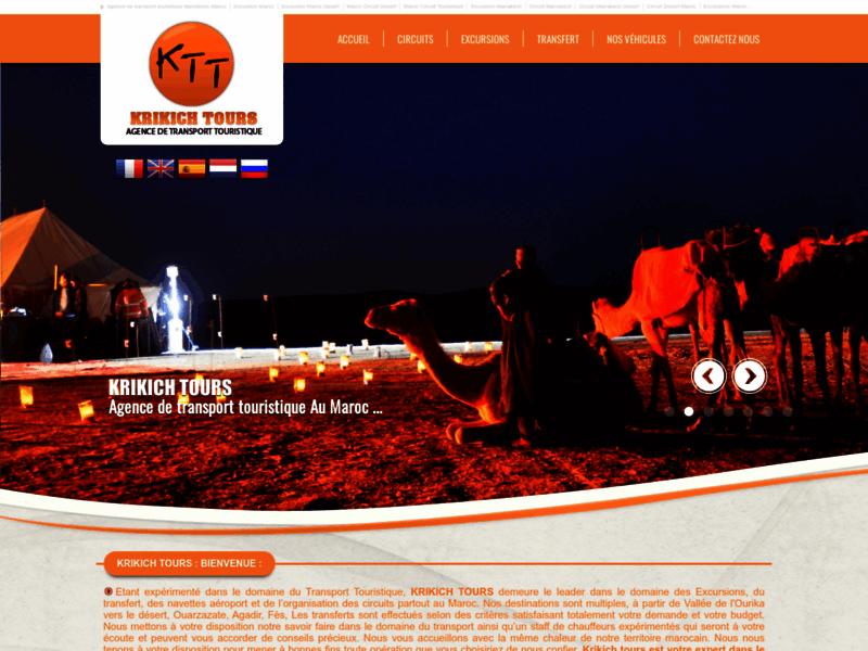 Krikich Tours: Excursion Marrakech