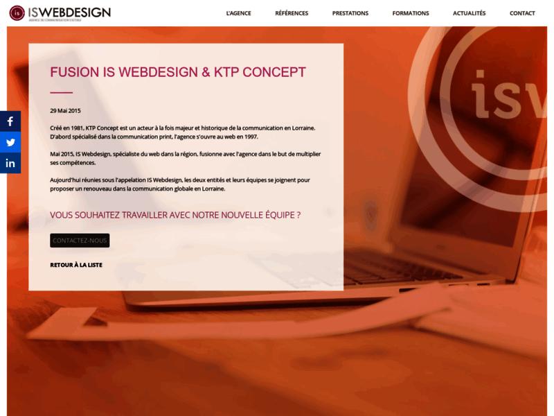 Agence communication web et print