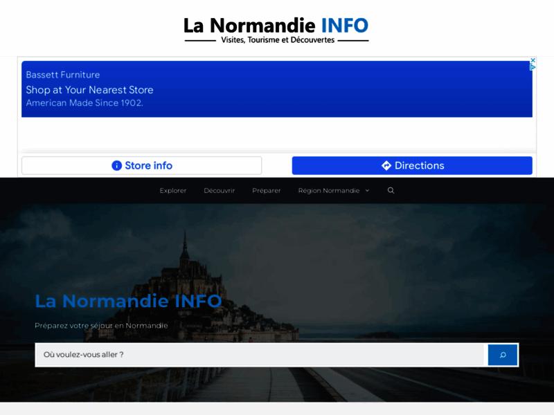 La Normandie, infos et découvertes