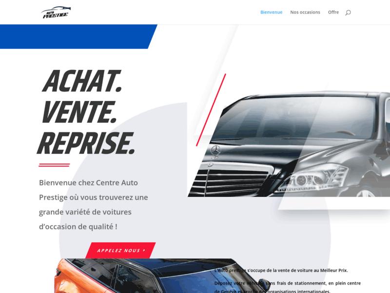 Garage Auto Prestige à Genève