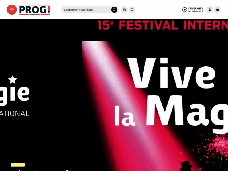 PROG! L'agenda des sorties du 37 : Concert, Expo, Festival