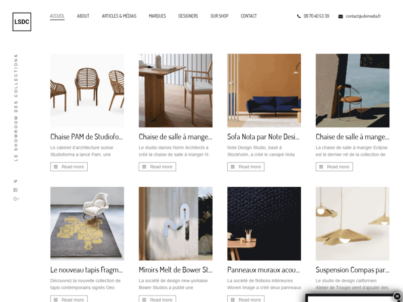 Le Studio des Collections