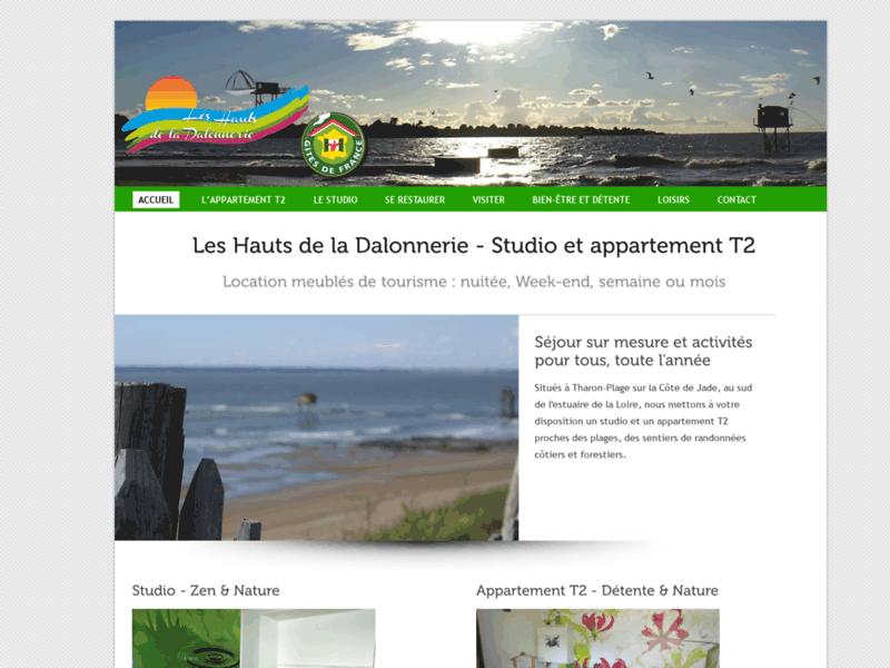 Location Studio et appartement T2 Tharon-Plage