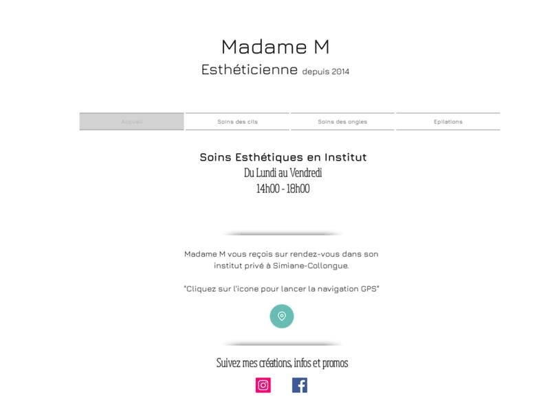 Madame M