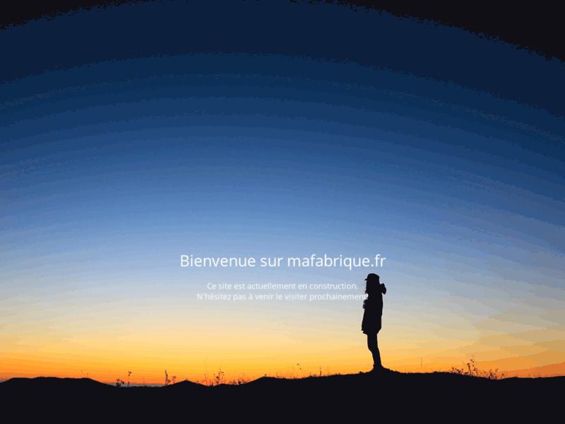 Mafabrique : Développeur de projets