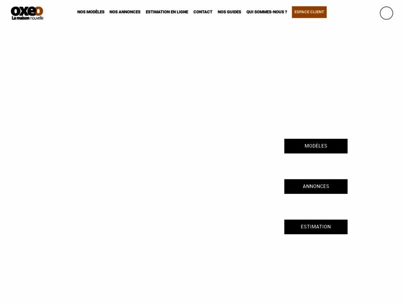 Maisons à ossature bois en Lorraine : Maisons Oxeo