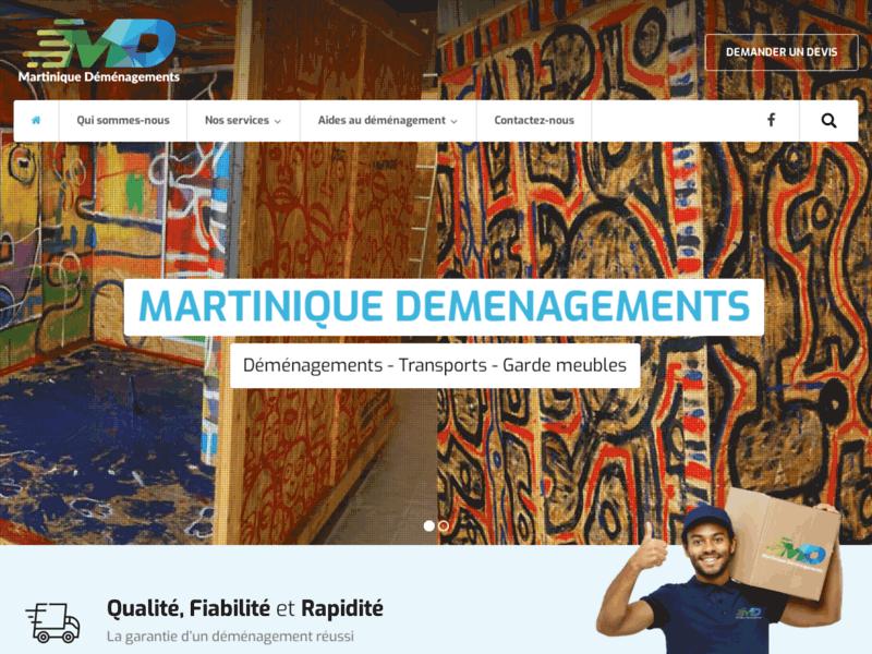 Déménageur professionnel en Martinique