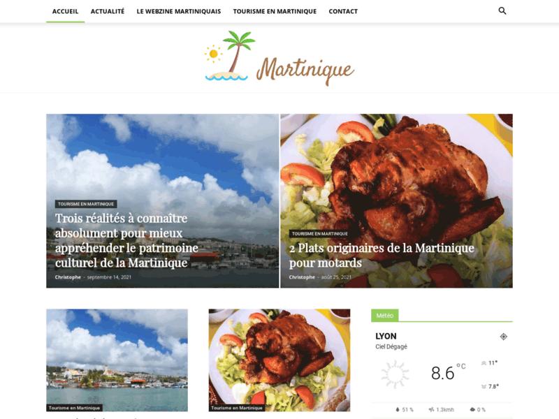 Locations vacances en Martinique
