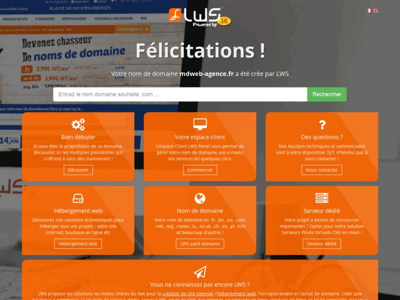 Agence web création site internet