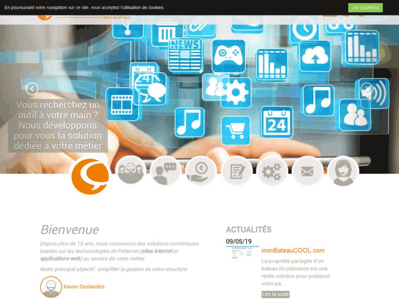 L'agence web MediaProDX