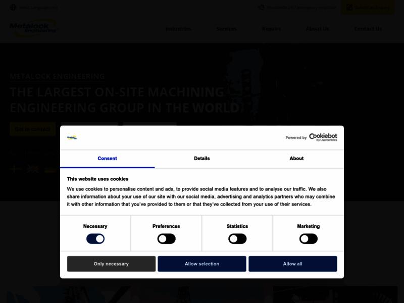Metalock Engineering, référence mondiale de l'usinage