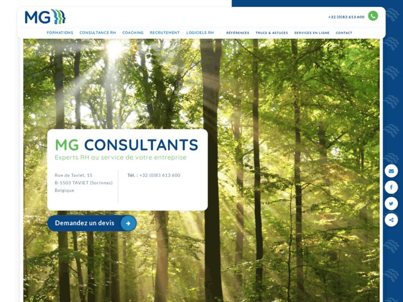 MG Consultants - Experts RH au service de votre entreprise