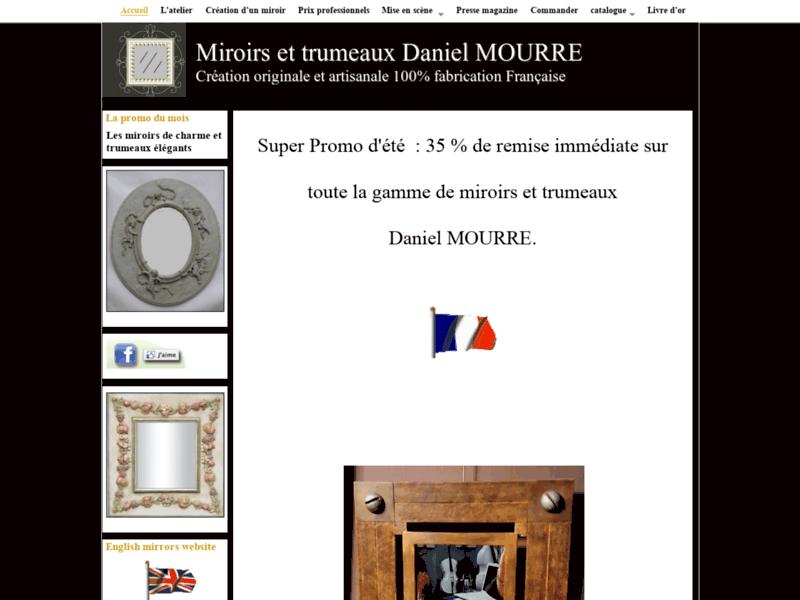 Miroirs et trumeaux d'art - Fournisseur des boutiques Musées Nationaux