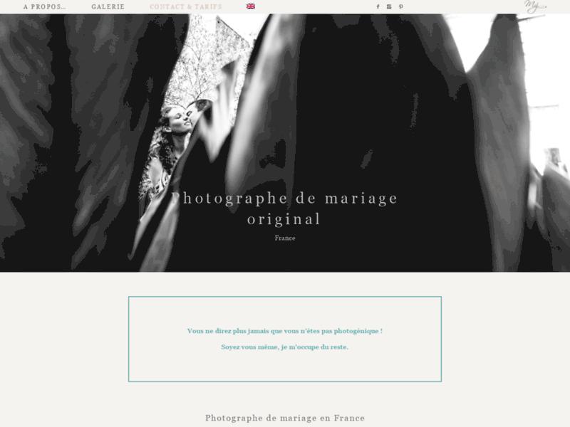 Photographes de couples - M&J