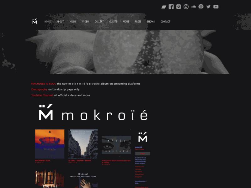 Mokroïé