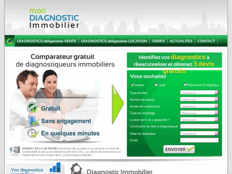 Obtenez des devis 100% gratuit pour vos diagnostics