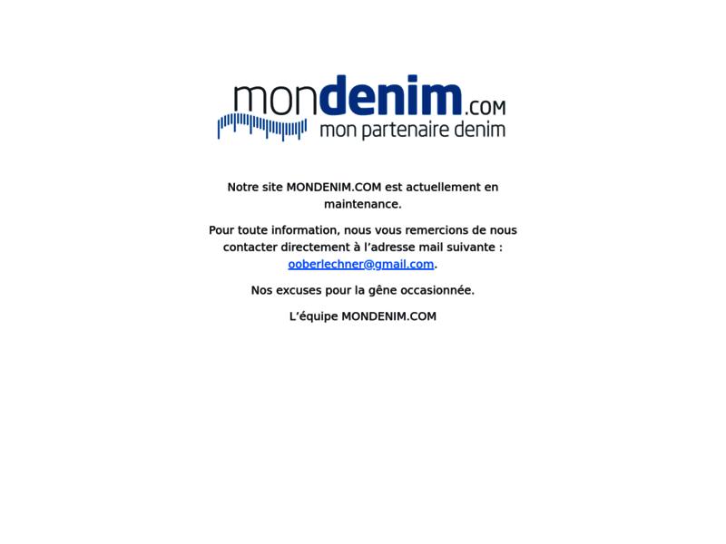 Mondenim : vente en ligne de Jeans