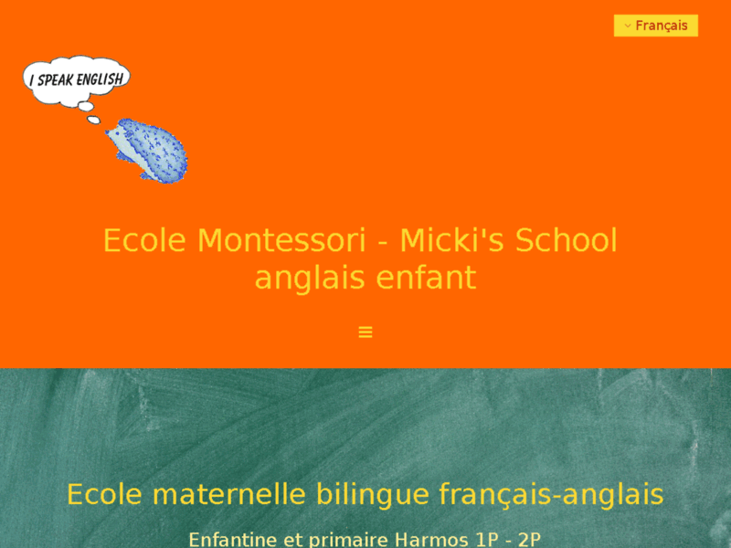 Jardin d'enfants Montessori en Suisse
