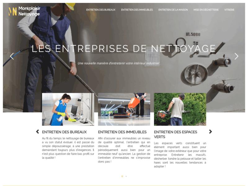 Entreprise de nettoyage de bureau à Saint Etienne