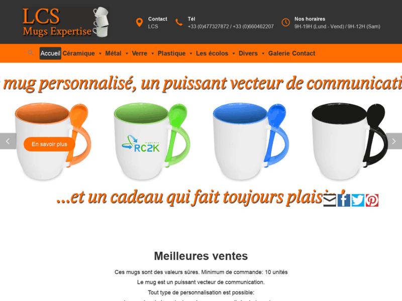 Mugs personnalisés avec photos