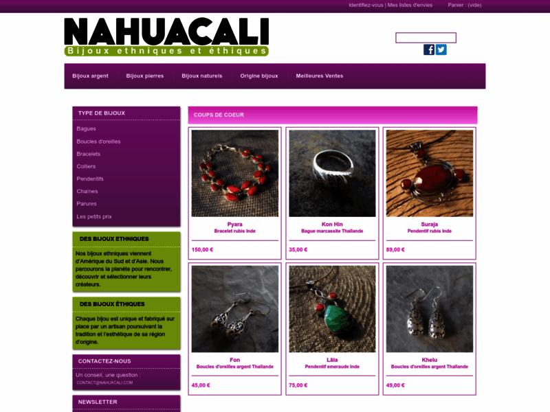 Bijoux ethniques en argent, pierres et matières naturelles