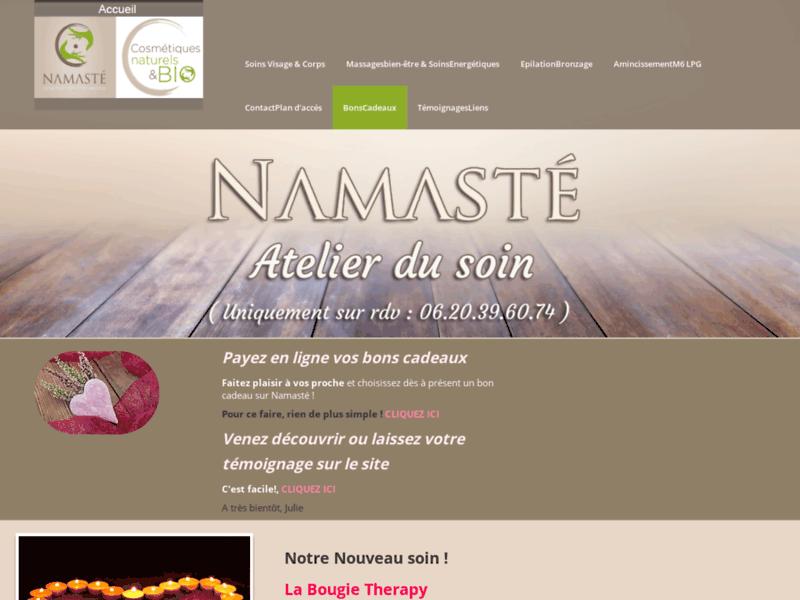 Namasté Institut Beauté, Soins et Minceur à Hyères