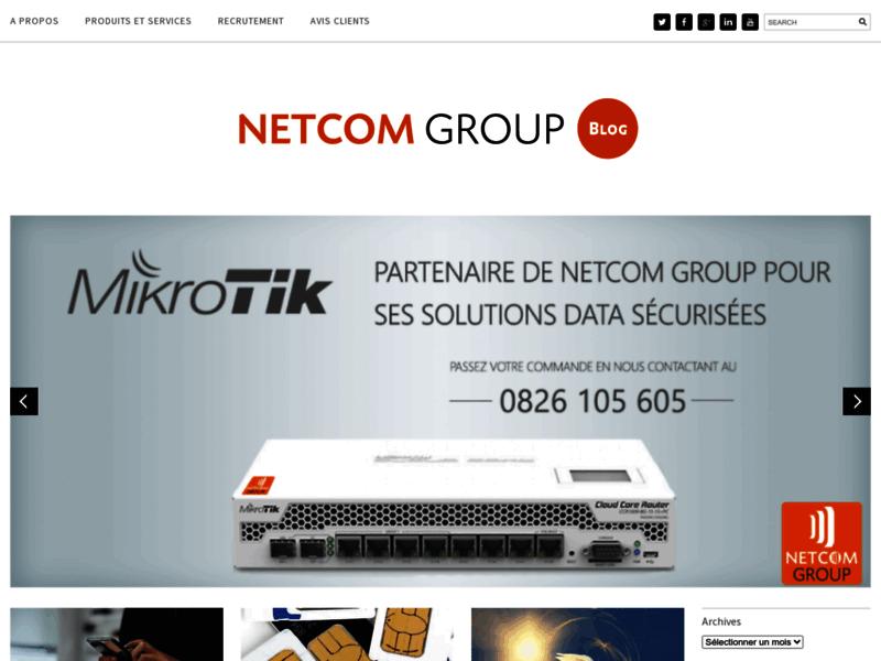 Actualités et informations Netcom Group