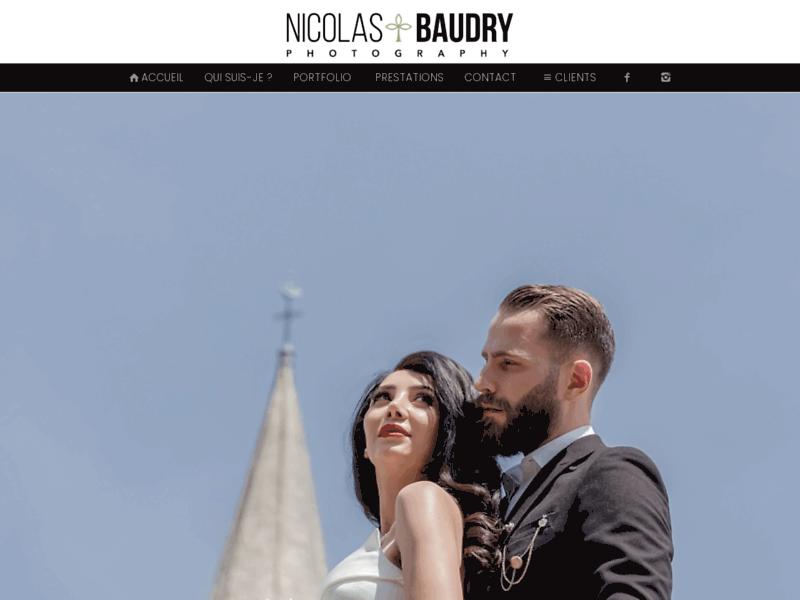 Nicolas Baudry - Photographe mariage Ile de France