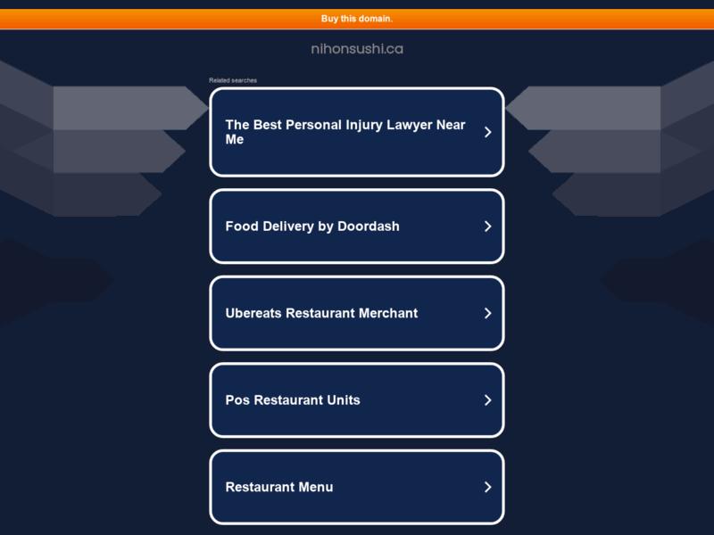 Nihon Sushi - Restaurant de Sushi à Québec
