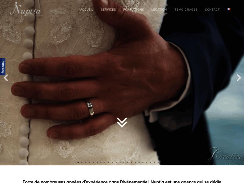 Nuptia, votre mariage de A à Z en Suisse